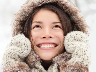 здрава кожа през зимата
