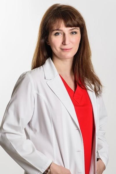 Д-р Росица Денчева, д.м.